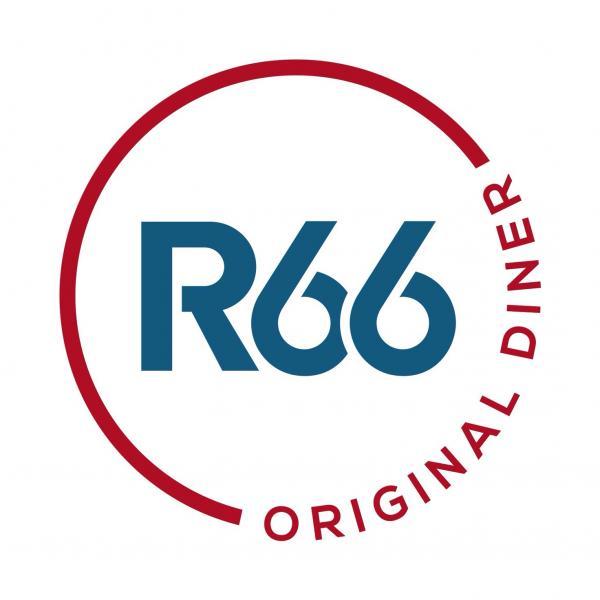 Логотип площадки R66 Original Diner