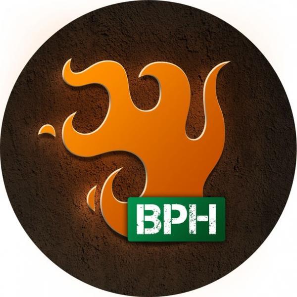Логотип площадки ПОНЕСЛОСЬ бар